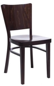 Beech Wooden Restaurant Dining Chair (DC-104) pictures & photos
