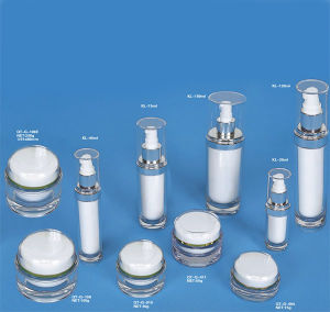 Acrylic Bottles and Jars (Q-Series)