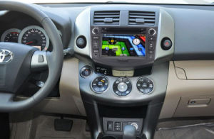 "HD 7"" Car DVD Player Head Unit GPS for Toyota RAV4 Nav Radio System"
