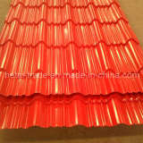 Colorful Corrugated Steel Plate