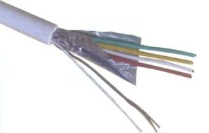 Shield 0.22mm2 Soft Alarm Cable (KB-ALS01~20)