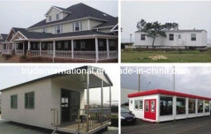 Light Steel Structure Resident Prefabricated/Prefab/Modular House for Living pictures & photos