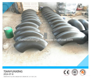 ASTM Built Welding Carbon Steel A234wpb Pipe Fittings Elbow pictures & photos