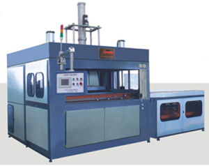 Automatic Thicker Sheet Vacuum Forming Machine