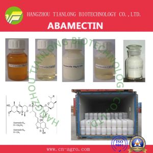 Abamectin 95%Tc, 1.2%Ec, 1.8%Ec, 3.6%Ec, 5%Ec, 1%CS, 1.8%Ew (71751-41-2) pictures & photos