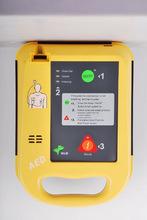 Semi-Automated Defibrillator