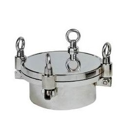 Sanitary Stainless Steel 304/316L Msc Manhole pictures & photos
