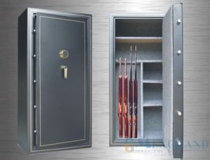 Deluxe Mechanical Combination Gun Safe with Handle (MG-DS70M) pictures & photos