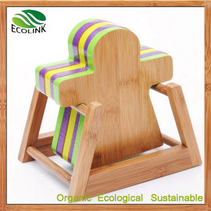 Colorful Bamboo Coaster Bamboo Mat (EB-B4191) pictures & photos