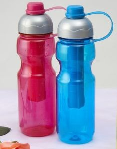 500ml Cooler Bottle With Freezing Stick (XL-7014)