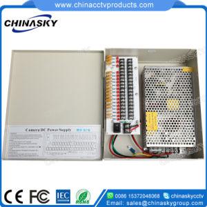 12V 20AMP 18 PTC Output CCTV Camera Power Supply (12VDC20A18P) pictures & photos