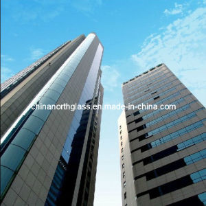 Curved Agc Low E Insulated Tempered Glass pictures & photos