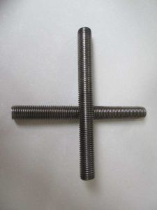 M10 Galvanized Full Thread Rod 2m Long pictures & photos