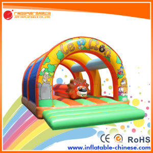 Inflatable Flower Jumping Castle Bouncy Combo for Amusement Park (T1-712) pictures & photos