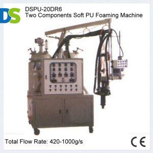 Mat Foaming Machine (DS-PU20D-R5-R6)