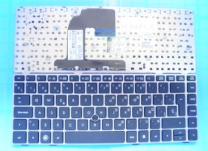 Laptop Sp Layout Keyboard for HP 8640p Spainish/La Keyboard pictures & photos