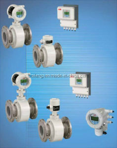 ABB Electromagnetic Flow Meter pictures & photos