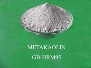 Highly Reactive Metakaolin Cement Industry (GB-HRM95/98)