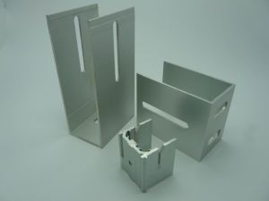 Construction Parts With Fabrication (STAMPING PARTS) pictures & photos