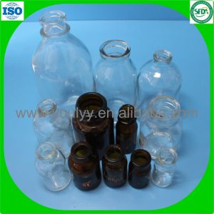 Moulded Glass Vial pictures & photos