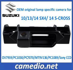 OEM Original Lamp Specific Backup Car Camera for Suzuki Sx4/ 14s-Cross pictures & photos