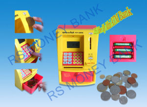 Mini ATM Money Bank - 2