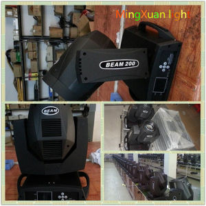Sharpy Light 5r 200W Moving Head Beam pictures & photos