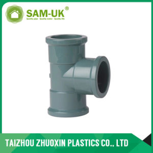 PVC-U Pressure Fittings Equal Tee pictures & photos