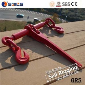 Us Type Standard Forged Ratchet Type Load Binder pictures & photos