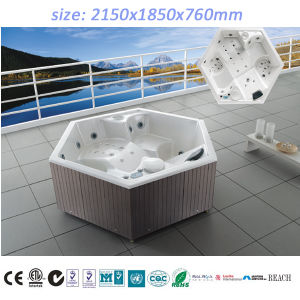 Monalisa Best Seliing Chinese Hot Tub SPA M-3330 pictures & photos