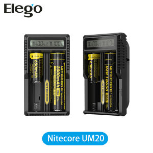 Wholesale Battery Charger Nitecore Um20 for E Cigarette From Elego pictures & photos