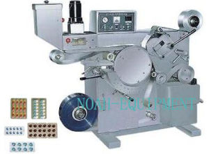 Dpp-120 Cylinder-Plate Blister Packing Machine pictures & photos