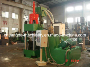 Hydraulic Briquetting Press with Air Conditional Type Cooler pictures & photos