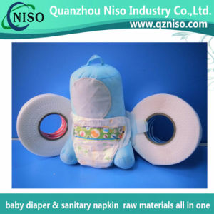 Magic Adhesive Diaper Hook Side Tape with High Quality (HJ-025) pictures & photos