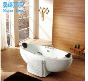 China indoor 2 person acrylic massage bathtub hot tubs for Indoor bathroom hot tubs