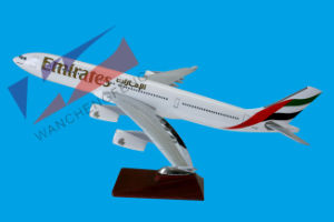 Resin Material Plane Model A340-300 Sri Lanka pictures & photos