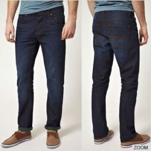 2016 Hot Sell OEM Fashion Long Jeans for Men pictures & photos