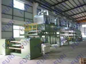 Plastic Tape Making Machine (Adhesive Tape Machinery) pictures & photos