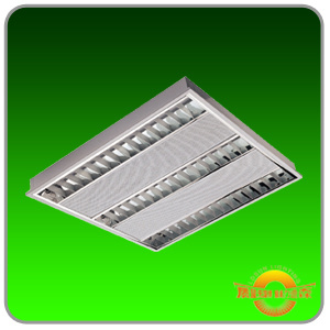 T5 Grille Luminaire (standard recessed)