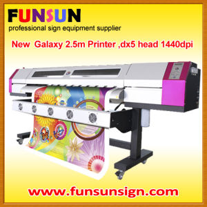 Galaxy 2.5m Dx5 Head Digital Large Format Printer (1440dpi, good quality) (UD-2512LC) pictures & photos