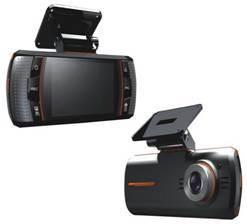 Allwinner 2.7CH Screen 1080P HD Dual Lens Dashcam Sp-805