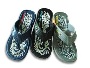 Classical Fashion Men EVA Flip Flop (XF1095-16)