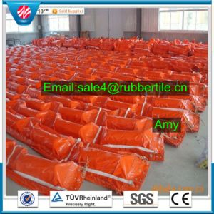 PVC Solid Oil Containment Boom pictures & photos