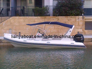 Liya 22 Feet Rib Boats Inflatable Boats pictures & photos