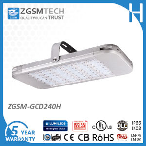 Canopy, Gas Station Lighting 240W LED High Bay Light with Lm79, UL and Dlc pictures & photos
