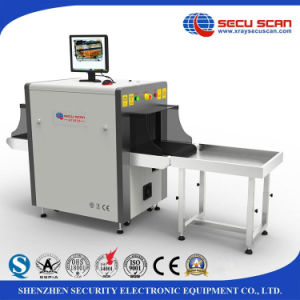 SecuScan X Ray Baggage Scanner-Security Inspection Machine Manufacturer pictures & photos