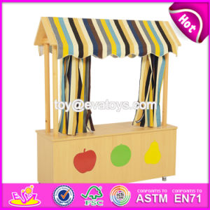 Customized Grocery Store Toy Wooden Kids Lemonade Stand W08c210 pictures & photos