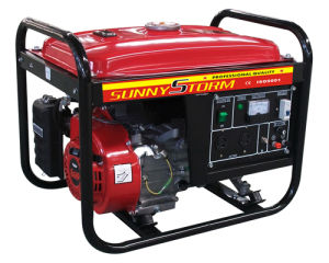 2kw Gasoline Generators Set (New Model) pictures & photos