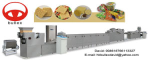 Mini Automatic Instant Noodle Production Line (XBF-III)
