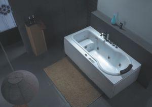 Indoor Elegant Massage Bathtub (SW-8H08)